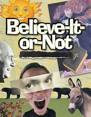 Picture of Believe-It-Or-Not Bible Studies