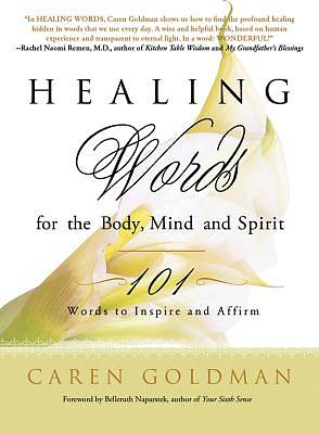 Picture of Healing Words for the Body, Mind, and Spirit - eBook [ePub]