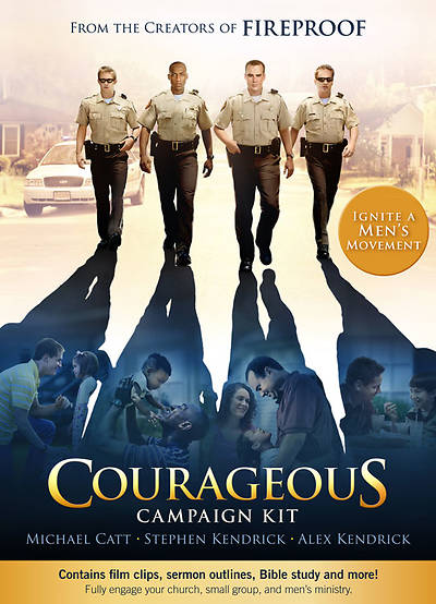 Courageous Church Campaign Kit