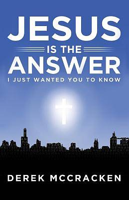Picture of Jesus Is the Answer