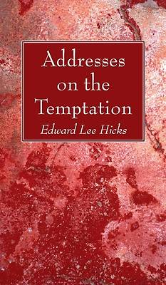 Picture of Addresses on the Temptation
