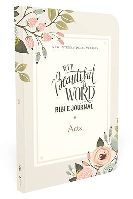 Picture of NIV Beautiful Word Bible Journal: Acts