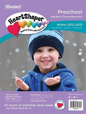 Standards HeartShaper Preschool Teachers Kit: Winter 2012-13
