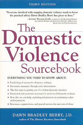 Picture of The Domestic Violence Sourcebook