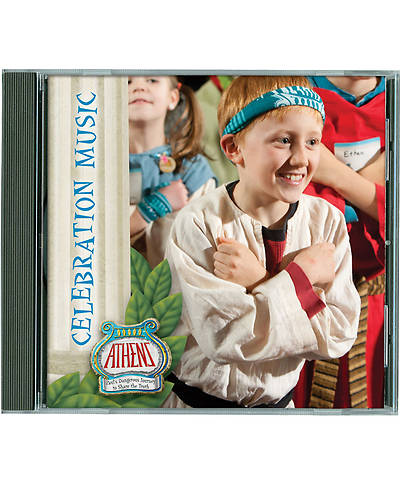 Group Vacation Bible School 2013 Athens Celebration Music CD (Participant)
