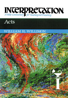 Interpretation Bible Commentary - Acts