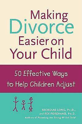 Making Divorce Easier on Your Child [Adobe Ebook]