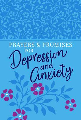 Picture of Prayers & Promises for Depression and Anxiety
