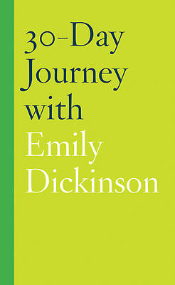 Picture of 30-Day Journey with Emily Dickinson