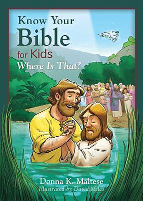 Know Your Bible for Kids [ePub Ebook]