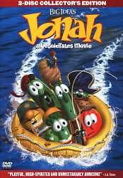 Picture of Jonah -  A Veggie Tales Movie DVD