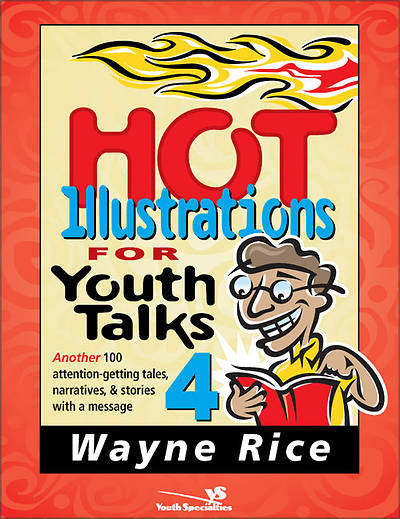 Hot Illustrations for Youth Talks Volume 4