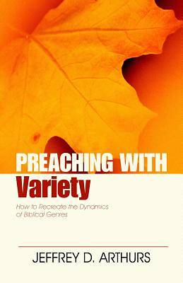 Picture of Preaching with Variety