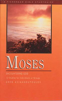 Picture of Fisherman Bible Studyguide - Moses