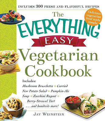 Picture of The Everything Easy Vegetarian Cookbook