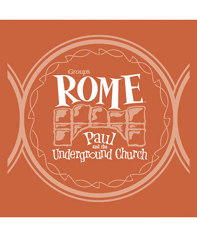Vacation Bible School (VBS) 2017 Rome Family Bandura POMPEIUS(pkg. of 12)