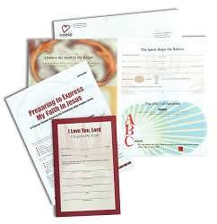 Expressing Faith in Jesus: Church Membership for People with Cognitive Impairments Resource Kit