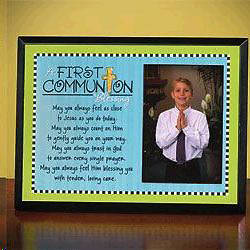 Picture of First Communion Photo Frame