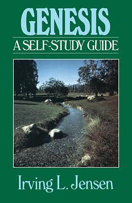 Genesis- Jensen Bible Self Study Guide [ePub Ebook]