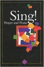 Picture of SING! PRAYER & PRAISE SONGBOOK UNITED CHURCHES OF CHRIST