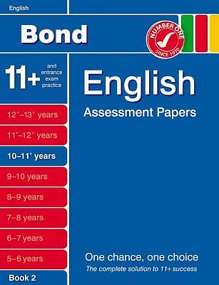 Bond Verbal Reasoning Assessment Papers Book 2. 9-10 Years