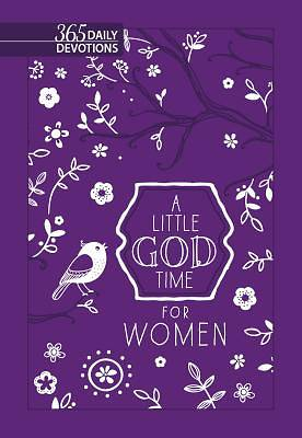 Picture of A Little God Time for Women (New Faux Leather Gift Edition)