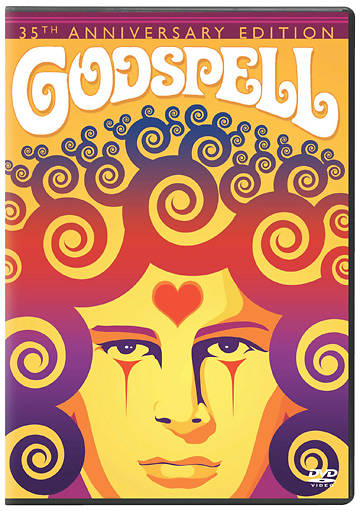 Picture of Godspell DVD