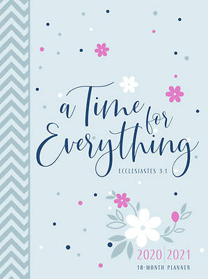 Picture of A Time for Everything 2021 Planner