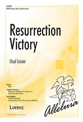 Resurrection Victory SATB Anthem