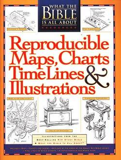 Reproducible Maps, Charts, Timelines, and Illustrations