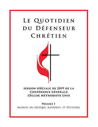2019 Advance Daily Christian Advocate French Volume 1
