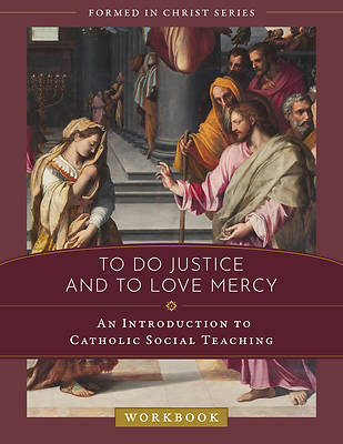 Picture of To Do Justice and to Love Mercy