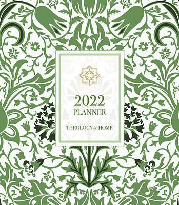 Picture of 2022 Theology of Home Planner