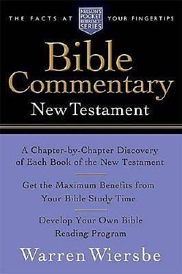 Commentary New Testament Bible Pocket