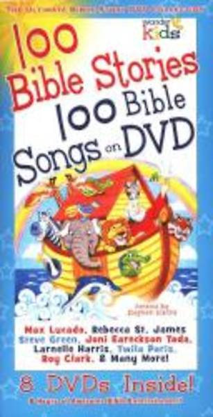 Picture of 100 Bible Stories & 100 Bible Songs