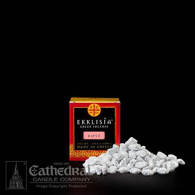 Picture of Cathedral Ekklisia Rose Incense