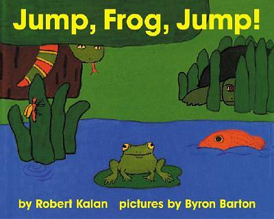 Picture of Jump, Frog, Jump!