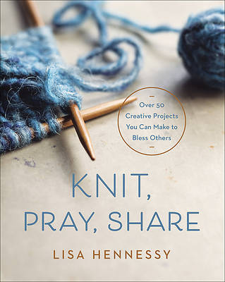 Picture of Knit, Pray, Share