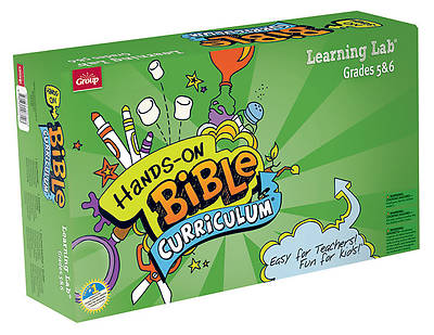 Groups Hands-On Bible Curriculum Grades 5 & 6 Learning Lab Summer 2012