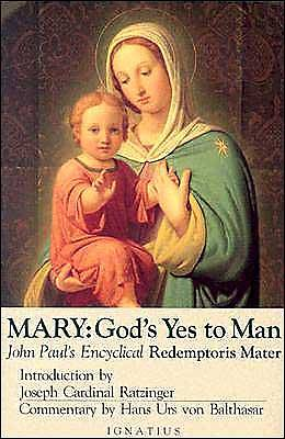 Mary, Gods Yes to Man