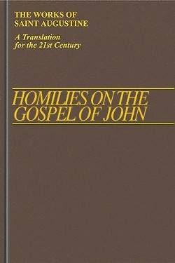 Picture of Homilies on the Gospel of John 1-40