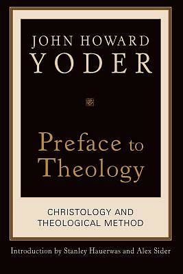 Picture of Preface to Theology [ePub Ebook]