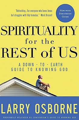 Picture of Spirituality for the Rest of Us