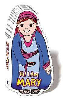 Hi! I Am Mary