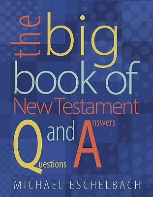 Picture of The Big Book of New Testament Questions and Answers