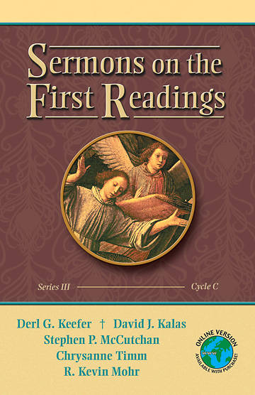 Sermons On The First Readings Series III, Cycle C