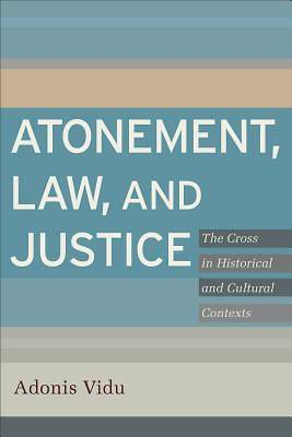 Atonement, Law, and Justice