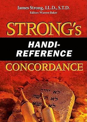 Strongs Handi-Reference Concordance