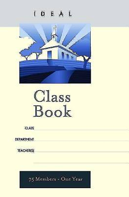Ideal Class Book (75 Names)