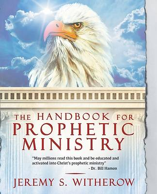 Picture of The Handbook for Prophetic Ministry